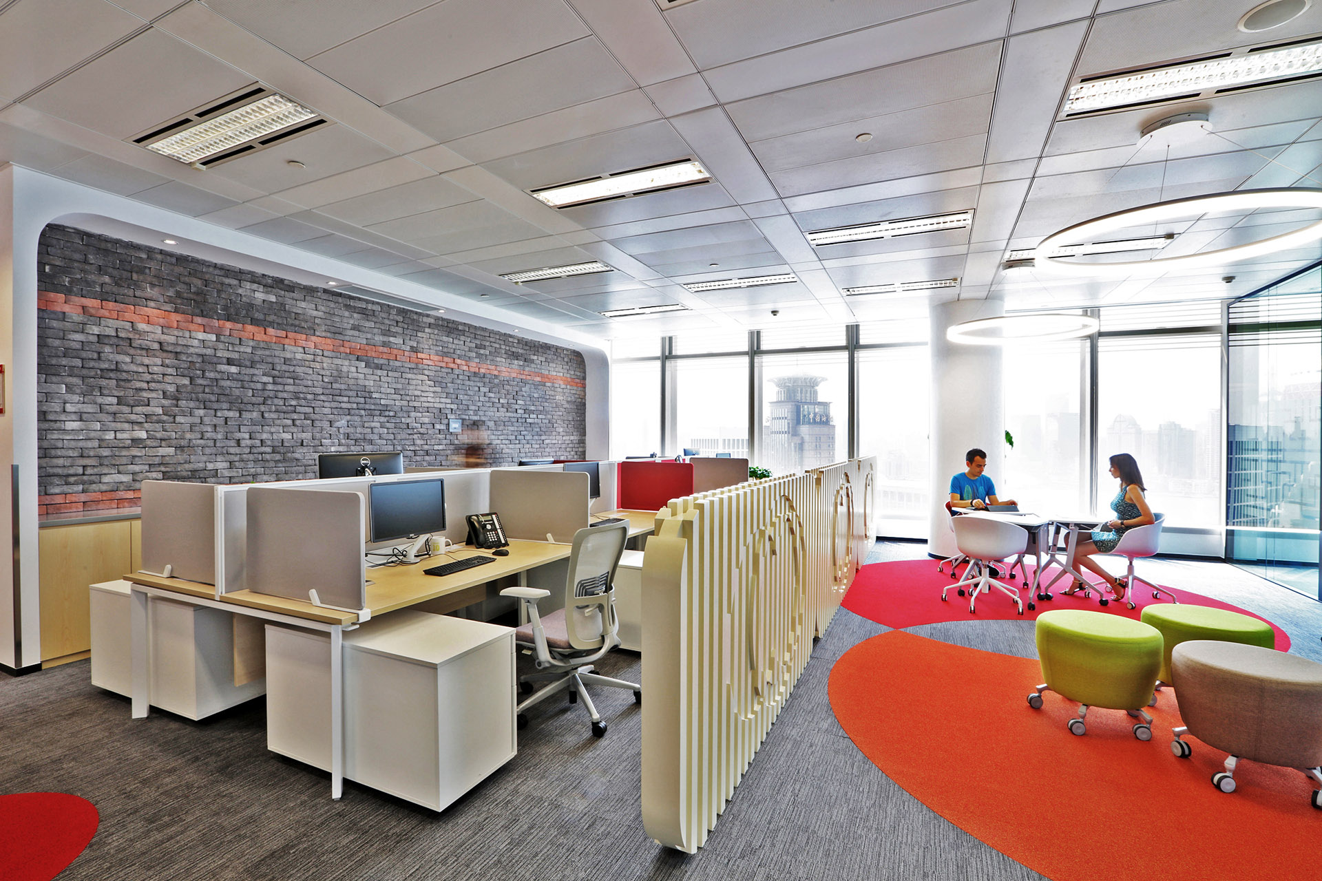 office by design. Mastercard Office By KAMarchitects And PSI Design T