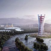 Xuzhou West New District by KAMarchitects and ANS