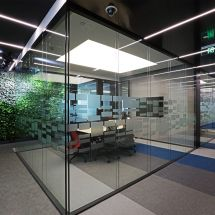 CM workplace by PSI and KAMarchitects