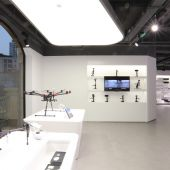 DJI Concept Store by KAMarchitects