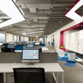 Accenture campus by KAMarchitects