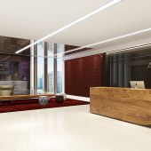 ATKearney office by KAMarchitects and PSI