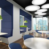 Deloitte office by KAMarchitects and PSI