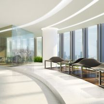 Jinrong showroom by KAMarchitects and PSI