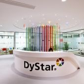 DyStar office by KAMarchitects and PSI