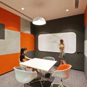Mastercard office by KAMarchitects and PSI